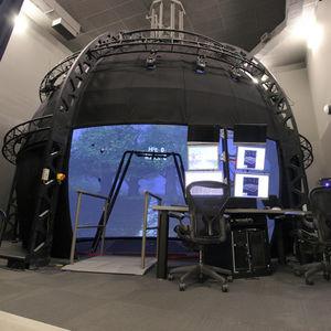sistema de rehabilitación virtual con juegos serios / con sistema de realidad virtual
