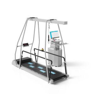 sistema de rehabilitación marcha / configurado para ordenador