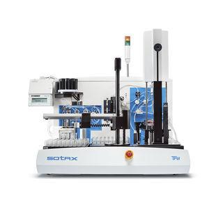 sistema de preparación de muestras automático / de laboratorio / por dilución / de pesaje
