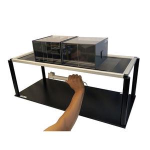 jaula para la experimentación animal para roedores / modular / de PVC