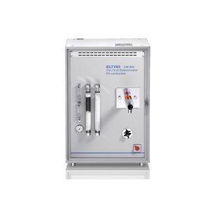 analizador de dióxido de carbono