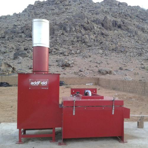 incinerador para residuos médicos - Addfield Environmental Systems