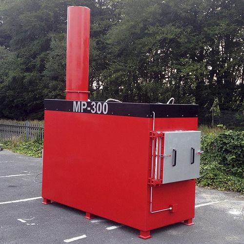 incinerador para hospitales - Addfield Environmental Systems