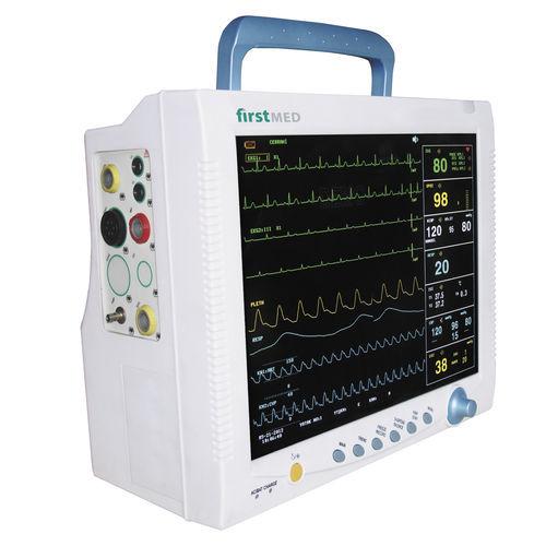 monitor de paciente ECG / RESP / TEMP / PNI