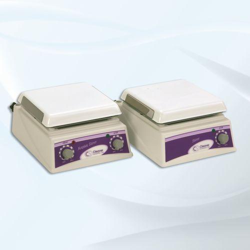 placa calefactora analógica / para líquidos de laboratorio