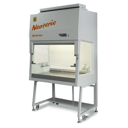 cabina de seguridad microbiológica clase II - LAMSYSTEMS