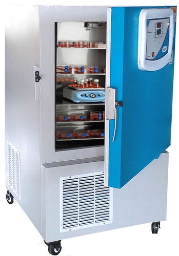 congelador para plasma sanguíneo / de tipo armario