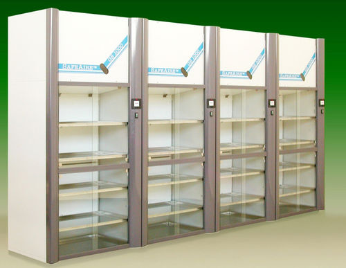 armario con ventilación