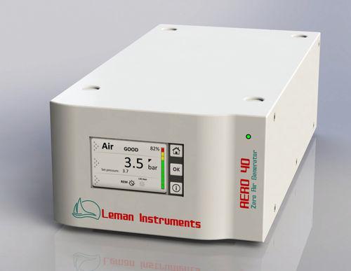 secador de aire de laboratorio / para generador de gas