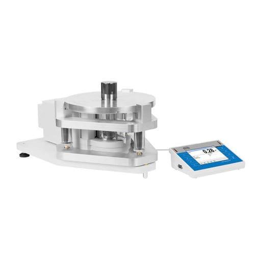 balanza de laboratorio de susceptibilidad magnética
