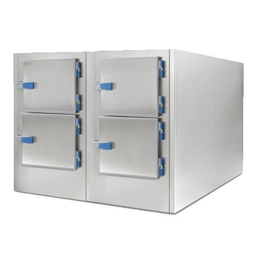 cámara mortuoria frigorífica para camillas mortuorias
