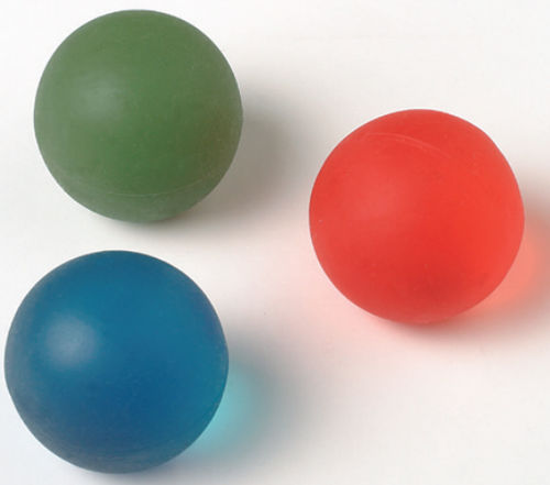pelota de rehabilitación de pequeñas dimensiones