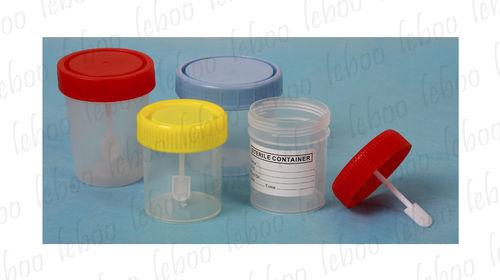 recipiente para muestras de orina