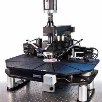 sistema de imagen celular multifotónico de barrido láser