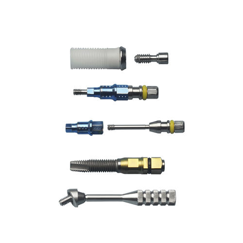 implante dental cilíndrico - Shanghai LZQ Precision Tool Technology