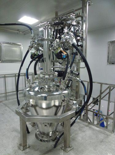 mezclador para la industria farmacéutica