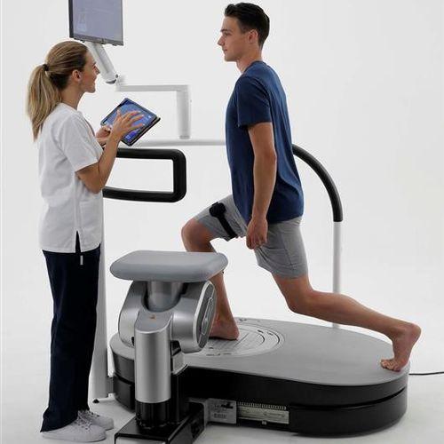 sistema de evaluación de la fuerza física - Movendo Technology