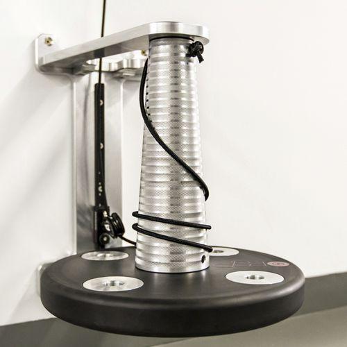 polea de ejercicios un solo cable / baja