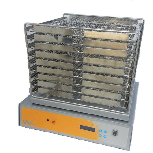 agitador de laboratorio horizontal / digital / de mesa