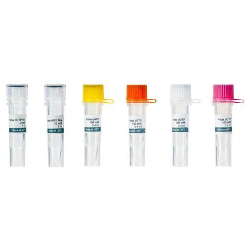 kit de reactivos solución de dNTP / para la investigación / para secuenciación de ADN / para PCR
