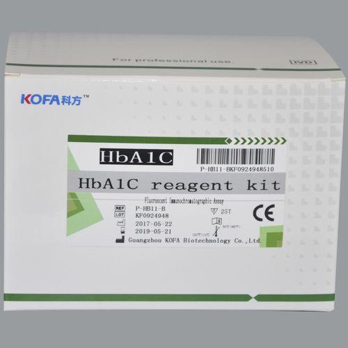kit de prueba de diabetes
