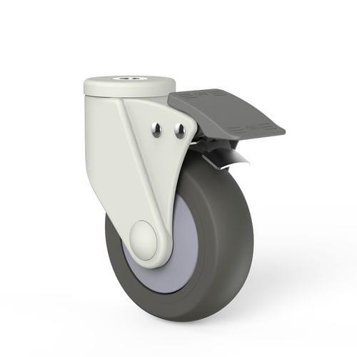 rueda de poliamida