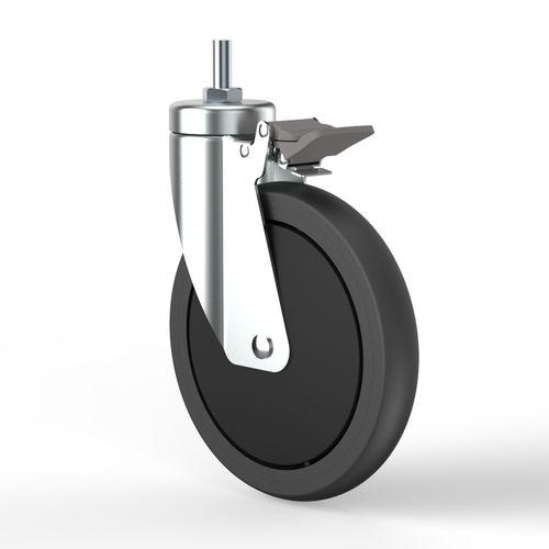 rueda para camilla