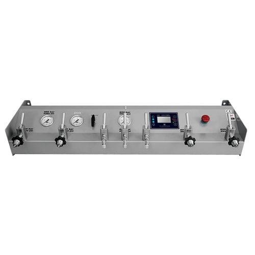 unidad de distribución de gases medicinales