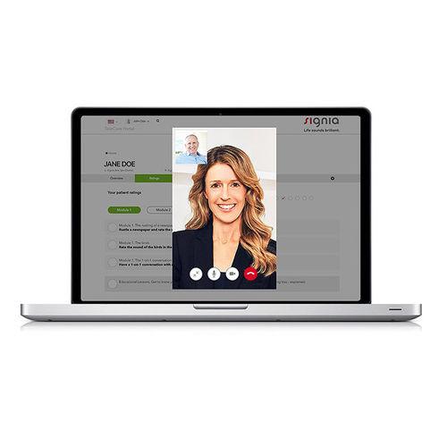 aplicación web para comunicación - Signia