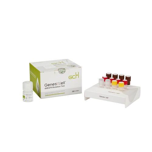 kit de prueba de cáncer de pulmón