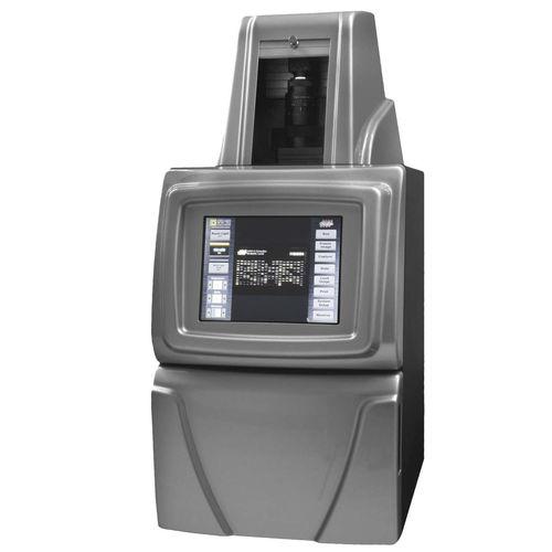 sistema de documentación en gel con transiluminador