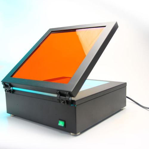 transiluminador para sistemas de documentación en gel