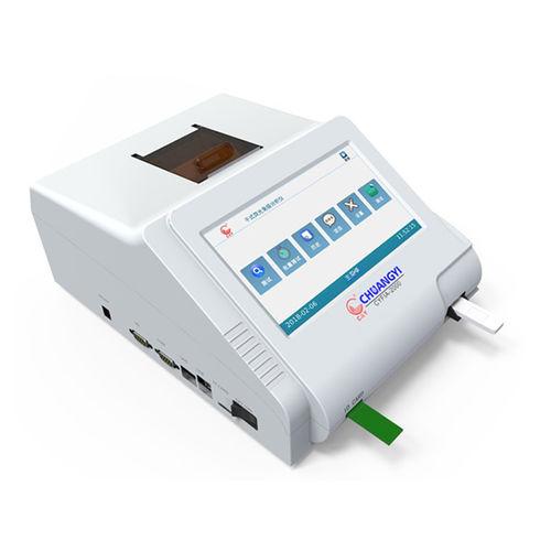 analizador POC de biología celular