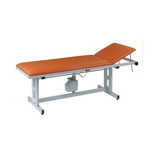 mesa de exploración eléctrica / de altura variable / de 2 secciones