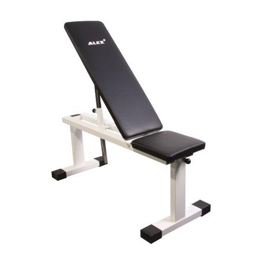 banco de musculación ajustable