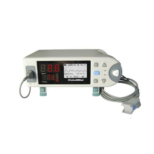 monitor de constantes vitales SpO2 / para cuidados intensivos / de mesa / USB