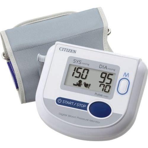 tensiómetro electrónico medicina general / automática / de brazo