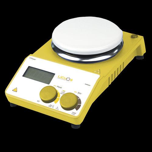 agitador de laboratorio magnético / digital / de uso general / de mesa