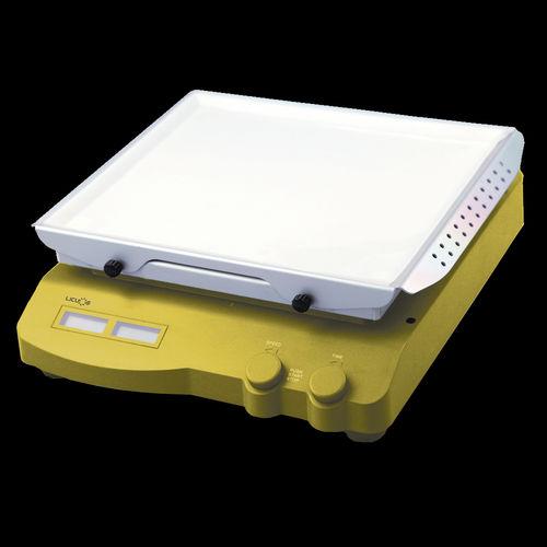 agitador de laboratorio orbital / digital / de uso general / de mesa