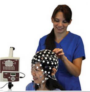 electroencefalógrafo 32 canales / para monitorización ambulatoria / con monitorización de los signos vitales
