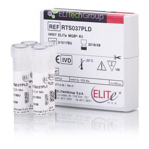 kit de prueba de herpes
