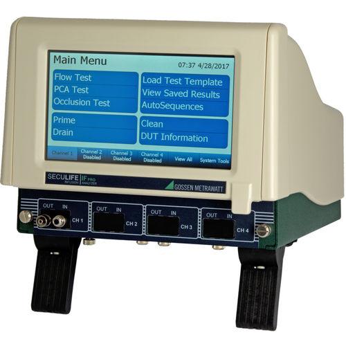 analizador de bombas de infusión