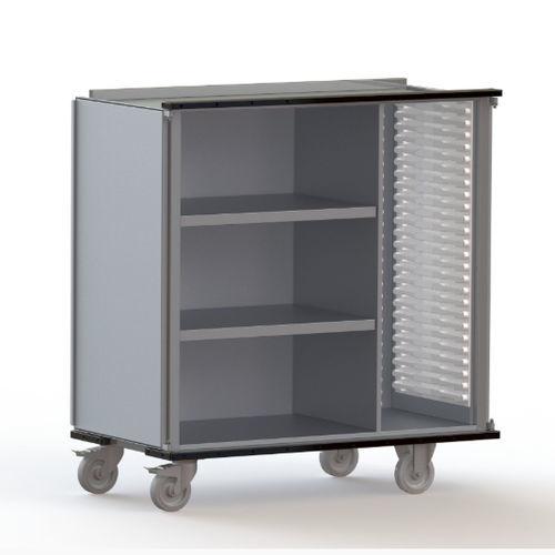 carro de almacenamiento