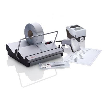 sellador térmico médico / para odontología / automático / rotativo