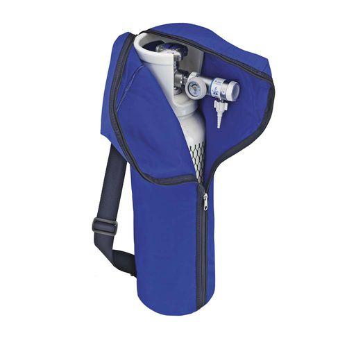 bolsa para botellas de oxígeno