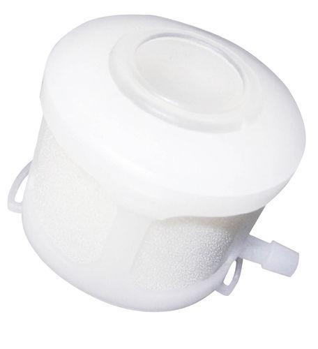 intercambiador de calor y humedad para circuito de respiración