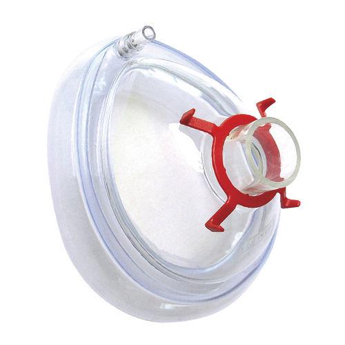 máscara para anestesia de un solo uso