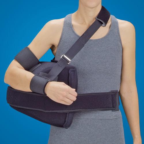 cabestrillo con banda de sujeción en la cintura