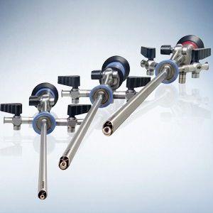 vaina endoscópica histeroscopio