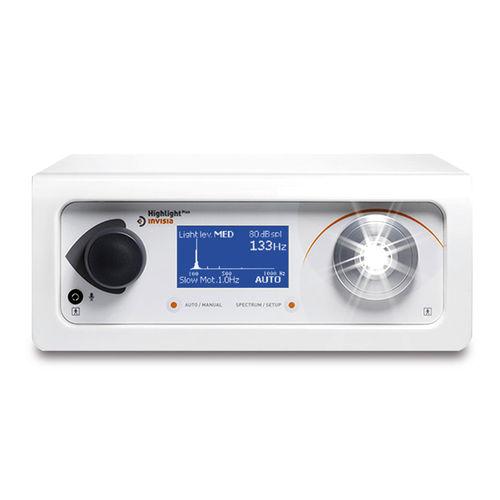 fuente de luz para endoscopio / LED / estroboscópica
